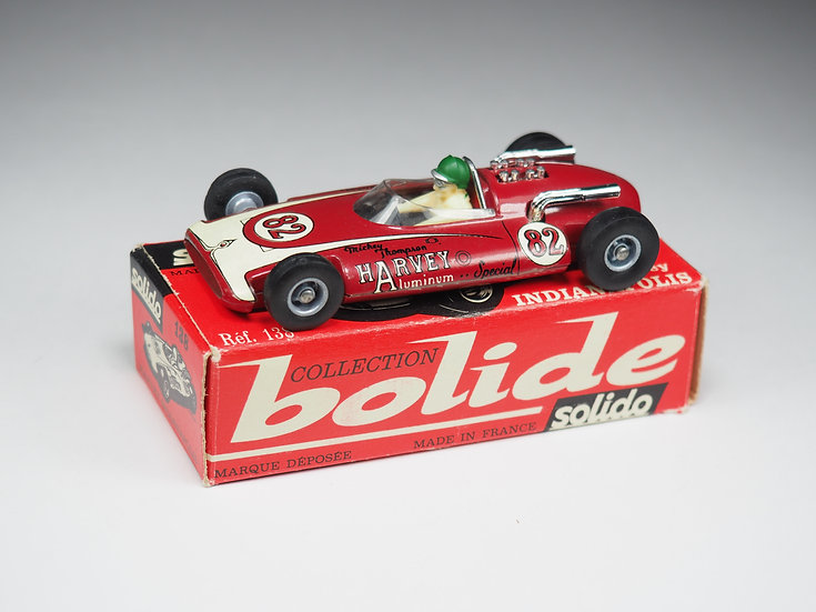 SOLIDO - 138 - HARVEY INDIANAPOLIS - 1/43e