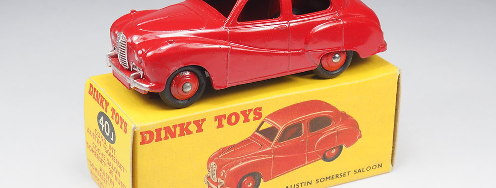 DINKY TOYS ENGLAND - 40J - AUSTIN SOMERSET SALOON - 1/43e