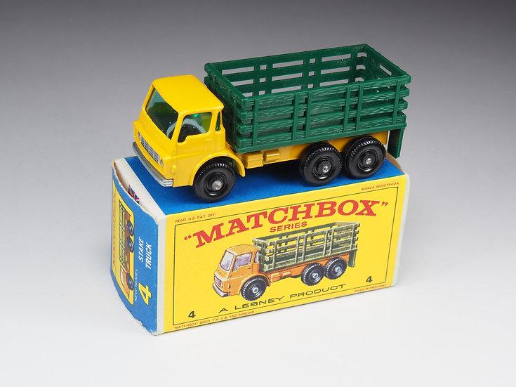MATCHBOX - 4 - DODGE STAKE TRUCK