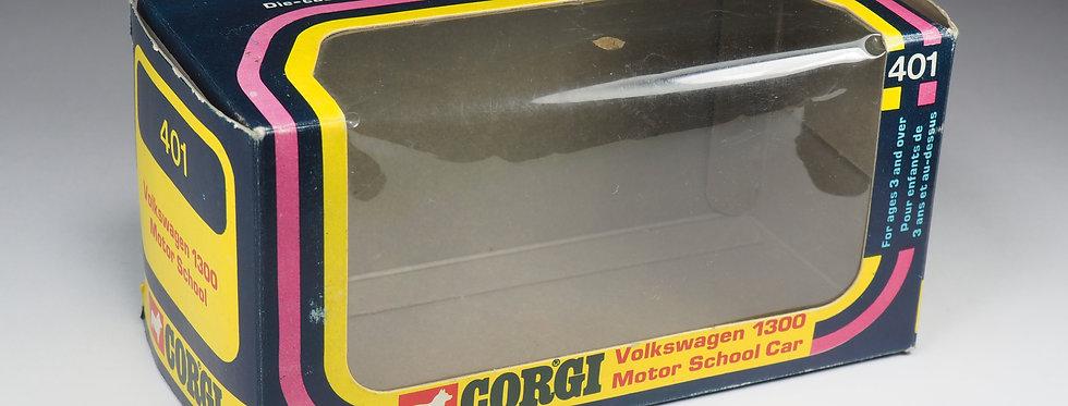 CORGI - 401 - VOLKSWAGEN 1300 MOTOR SCHOOL CAR