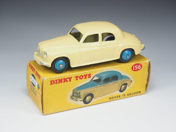 DINKY TOYS - 156 - ROVER 75 SALOON - 1/43e