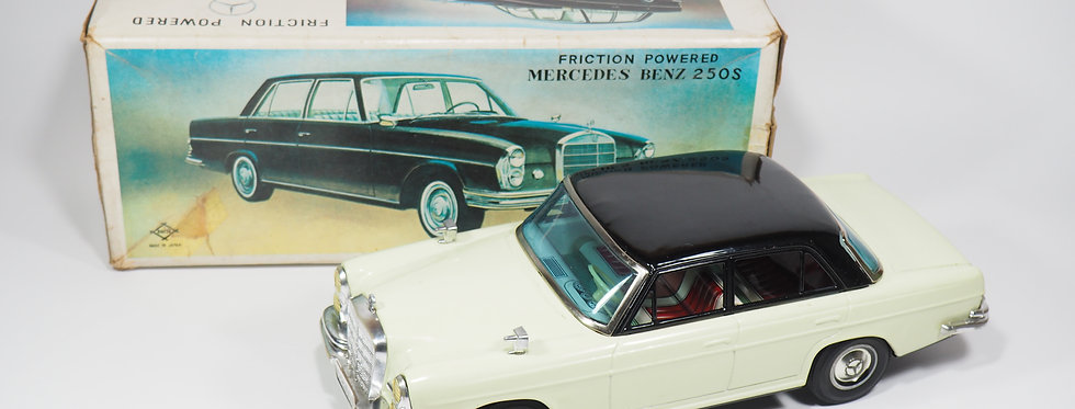 DAIYA - MERCEDES BENZ 250 S - 35cm