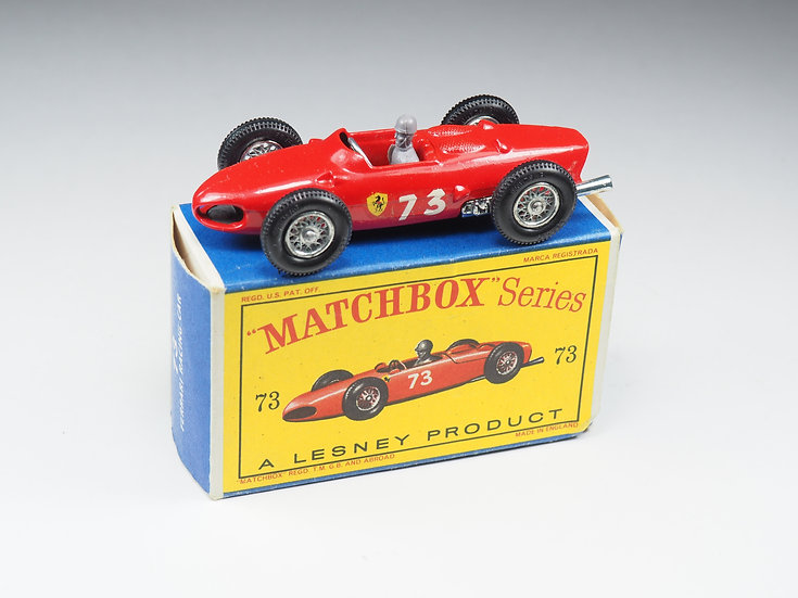 MATCHBOX - 73 - FERRARI RACING CAR