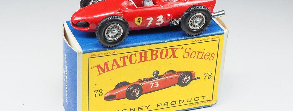 MATCHBOX - 73 - FERRARI RACING CAR