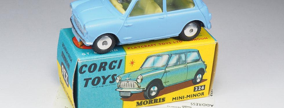CORGI - 226 - MORRIS MINI MINOR