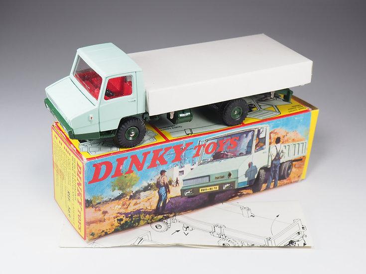 DINKY TOYS FRANCE - 569 - BERLIET STRADAIR AVEC BENNE BASCULANTE