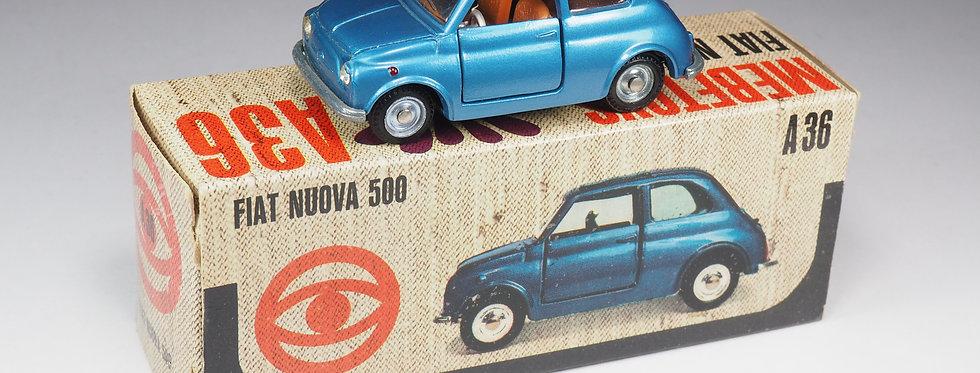MEBETOYS - A36 - FIAT 500 NUOVA