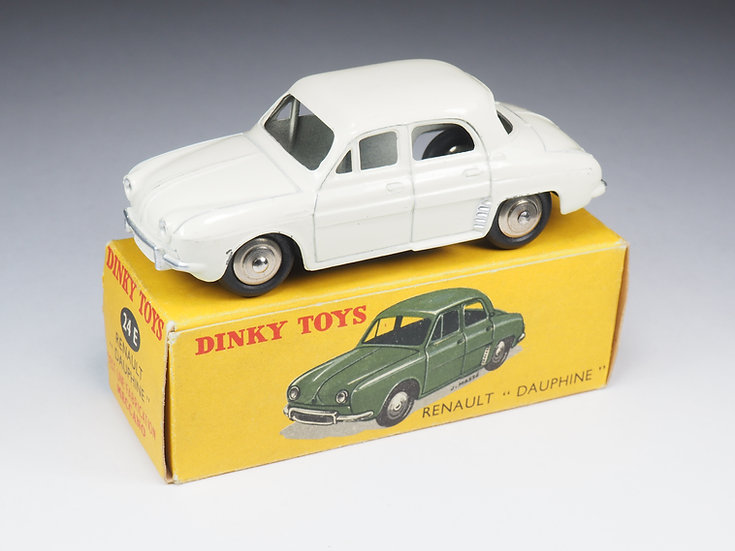 DINKY TOYS FRANCE - 24E - RENAULT DAUPHINE