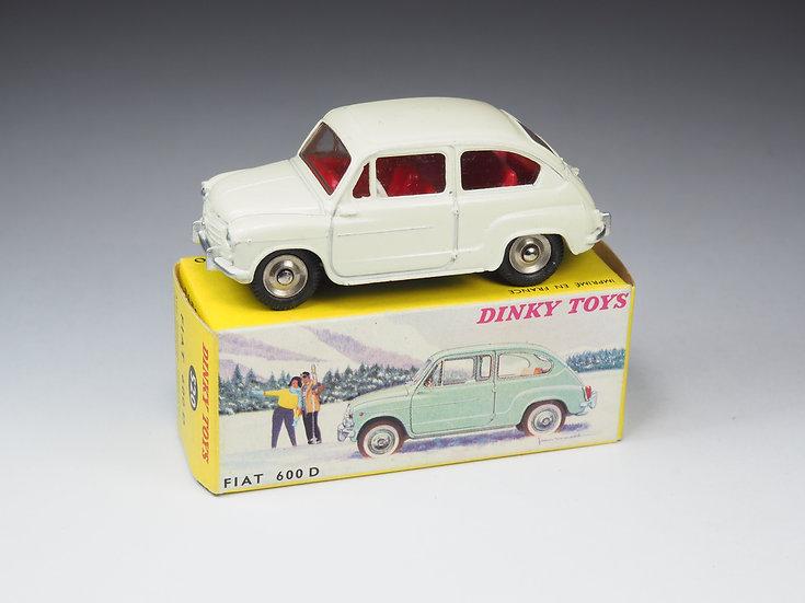 DINKY TOYS FRANCE - 520 - FIAT 600