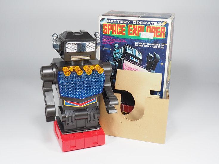 YONEZAWA - 1970 - SPACE EXPLORER - 24CM