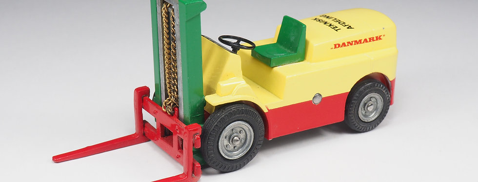 TEKNO - 864 - HYSTER FORKLIFT PROMOTIONNAL ISSUE