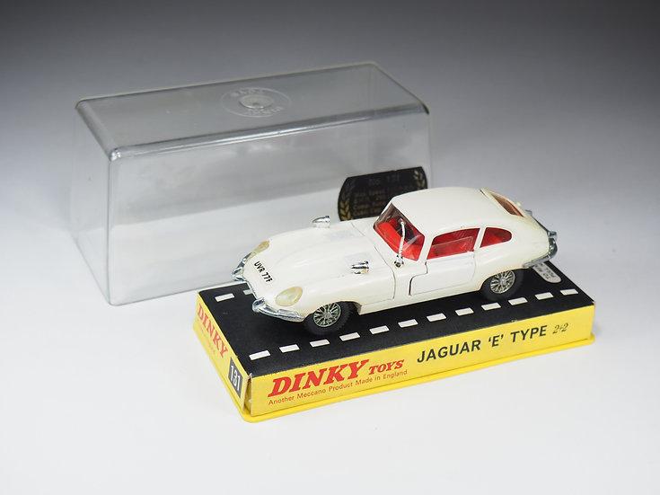 DINKY TOYS ENGLAND - 131 - JAGUAR 'E' TYPE