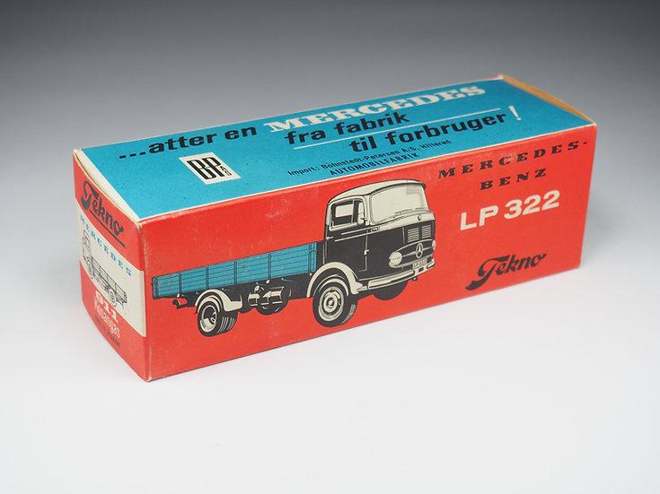 TEKNO - 911 - MERCEDES-BENZ LP 322 'KOSANGAS' - BOX ONLY