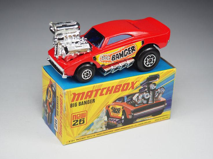 MATCHBOX SUPERFAST - 26 - BIG BANGER