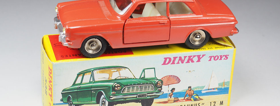 DINKY TOYS FRANCE - 538 - FORD TAUNUS 12M