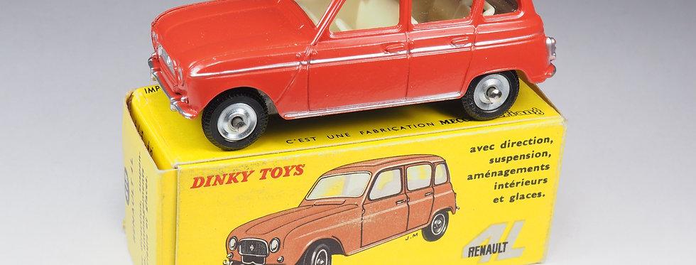 DINKY TOYS FRANCE - 518 - RENAULT 4L - DERNIERE VERSION