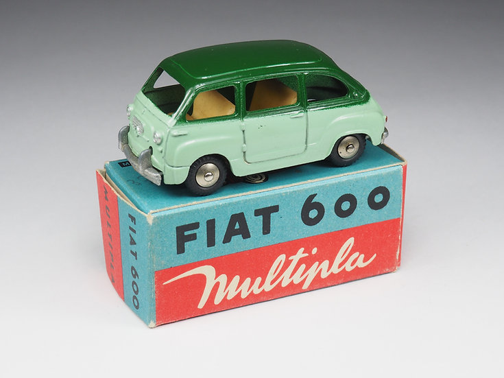 MERCURY - ART.19 - FIAT 600 MULTIPLA - 1/43e