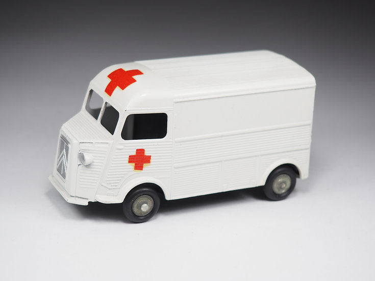 JRD - 107 - CITROEN TYPE H 'AMBULANCE' - 1/43e