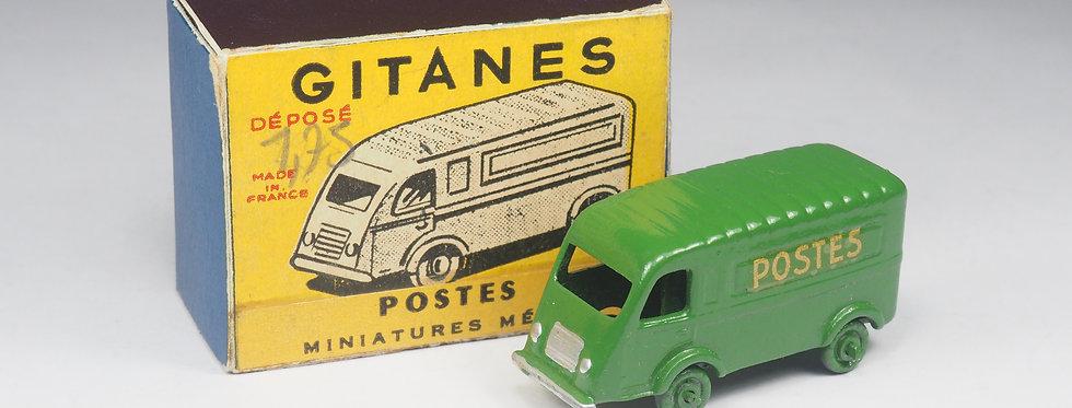 GITANES - RENAULT GOELETTE 1000KG POSTES - 1/86e