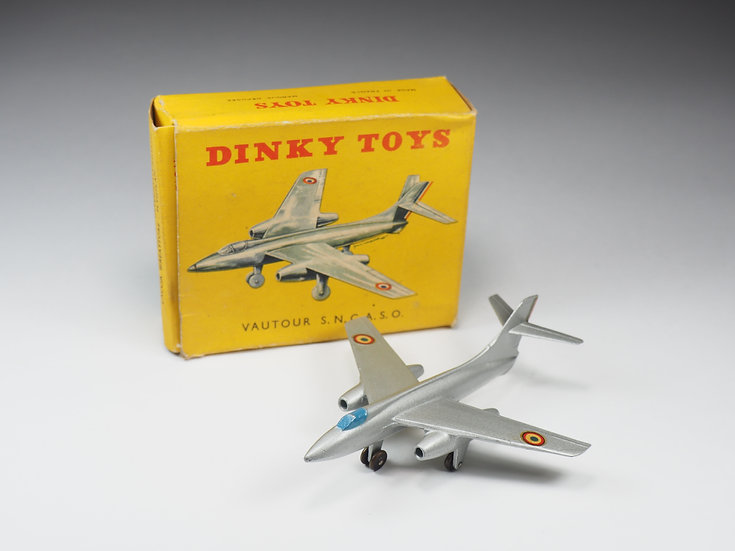 DINKY TOYS FRANCE - 60B - VAUTOUR SNCASO