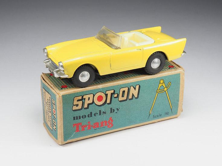 SPOT-ON - 191 - SUNBEAM ALPINE - 1/43e