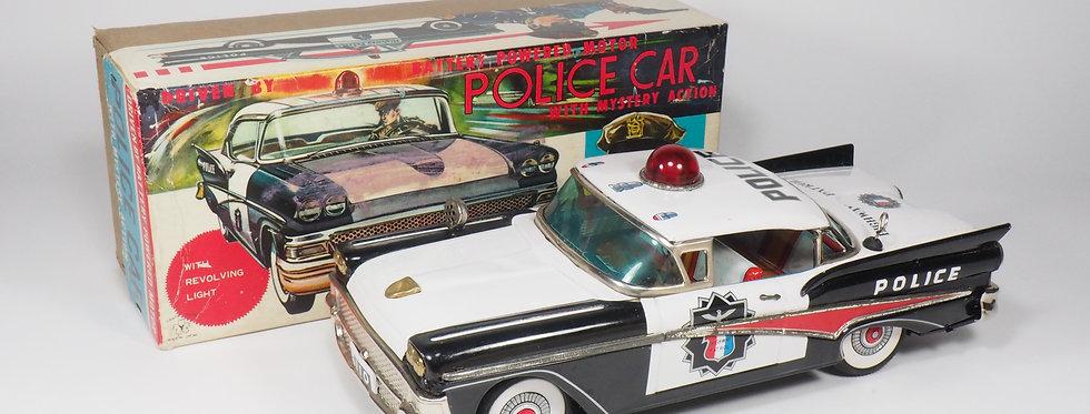 YONEZAWA - FORD FAIRLANE POLICE CAR - 31CM