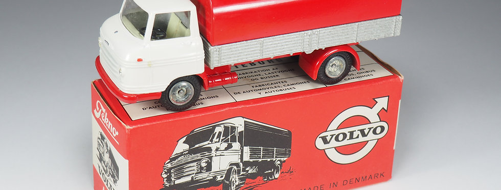 TEKNO - 456 - VOLVO EXPRESS COVERED LORRY - 1/43e