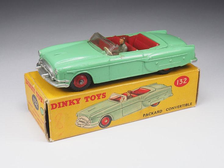 DINKY TOYS - 132 - PACKARD CONVERTIBLE - 1/43e