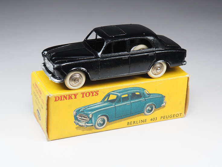 DINKY TOYS FRANCE - 24B - PEUGEOT 403 BERLINE