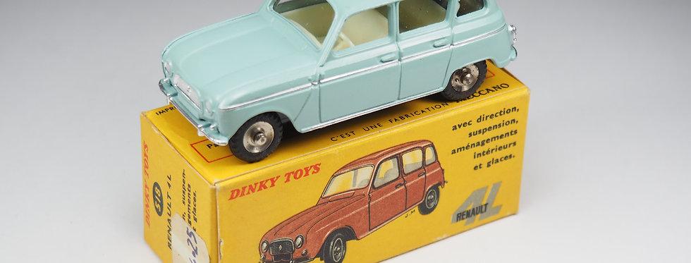 DINKY TOYS FRANCE - 518 - RENAULT 4L - 1/43e