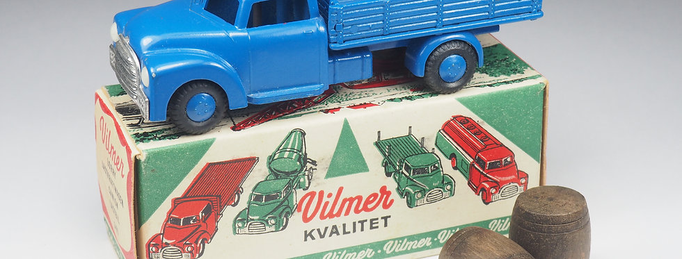 VILMER - 341 - OPEN BACK LORRY - 1:43e