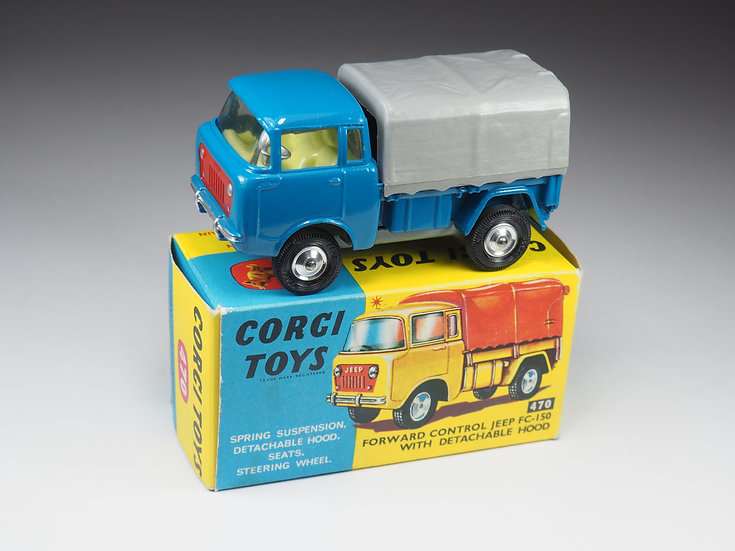 CORGI - 470 - FORWARD CONTROL JEEP FC-150