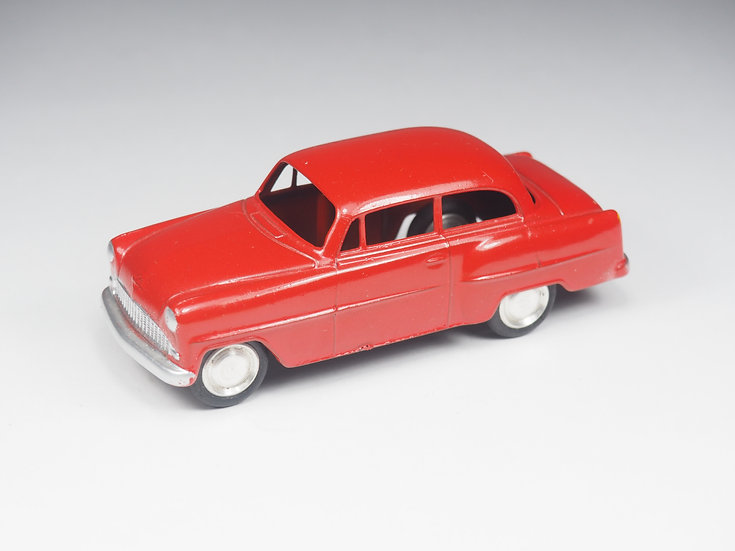 LION CAR - 12-A - OPEL REKORD - 1/43e