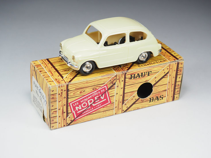 NOREV - SERIE BABY - 61 - FIAT 600