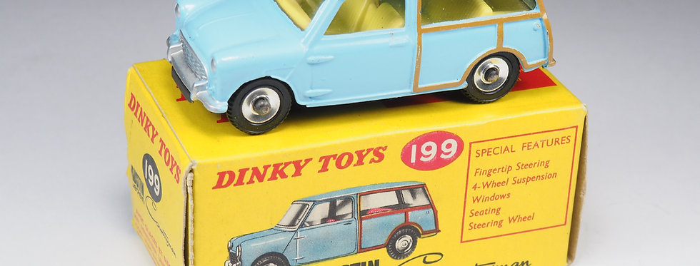DINKY TOYS ENGLAND - 199 - AUSTIN SEVEN COUNTRYMAN