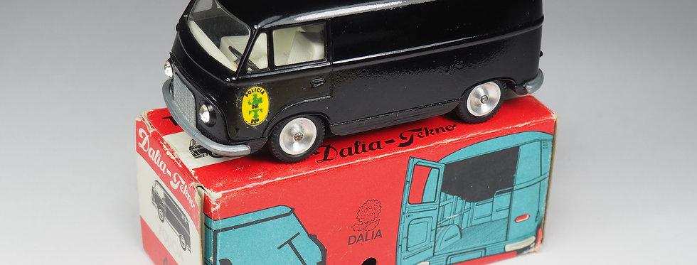 "DALIA-TEKNO - 419 - FORD TAUNUS TRANSIT ""POLICIA"" -1/43e"