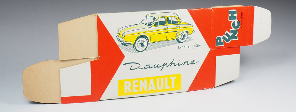 ERIA PUNCH - RENAULT DAUPHINE - BOITE SEULE
