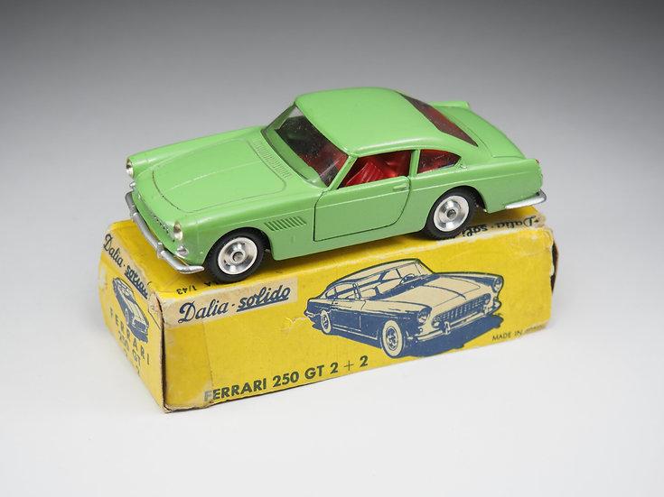 SOLIDO-DALIA - 17 (123) - FERRARI 250 GT 2+2 - 1/43e