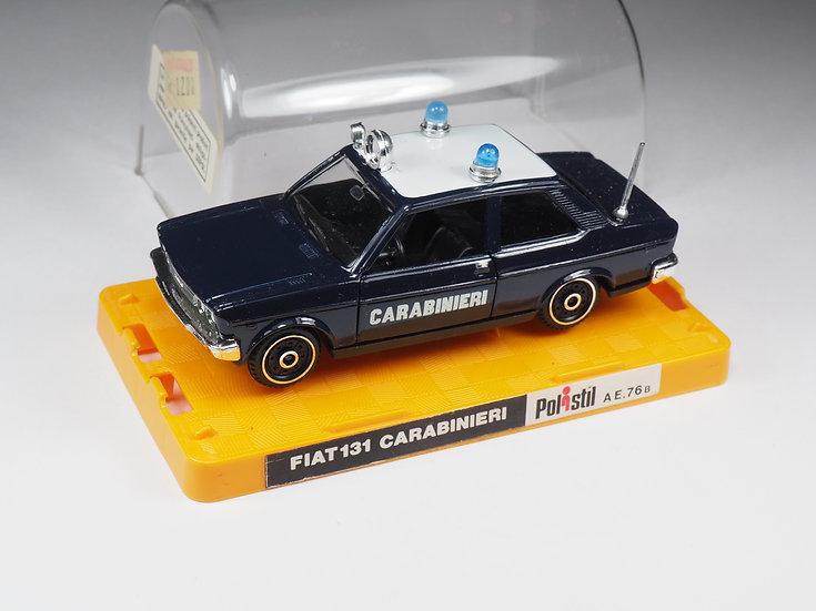 POLISTIL - E.76 - FIAT 131 CARABINIERI