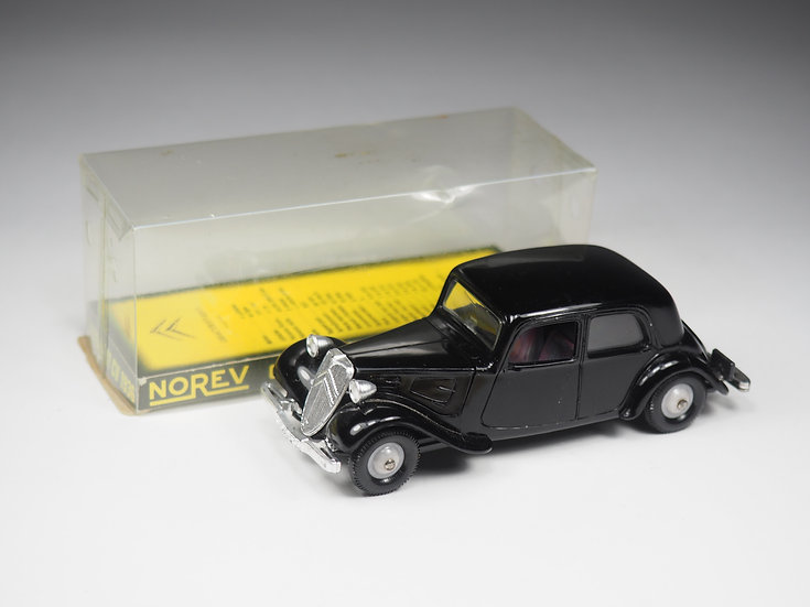 NOREV - 29 - CITROEN 11CV TRACTION - 1/43e