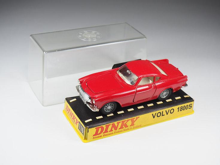 DINKY TOYS ENGLAND - 116 - Volvo 1800S