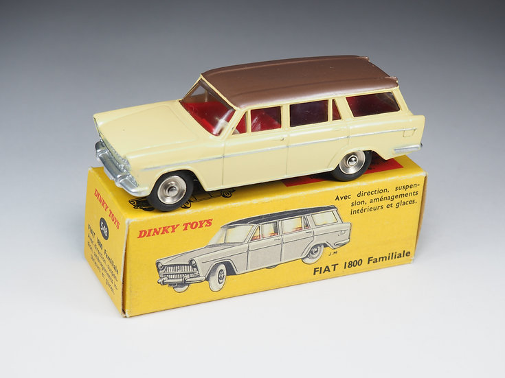 DINKY TOYS FRANCE - 548 - FIAT 1800 FAMILIALE