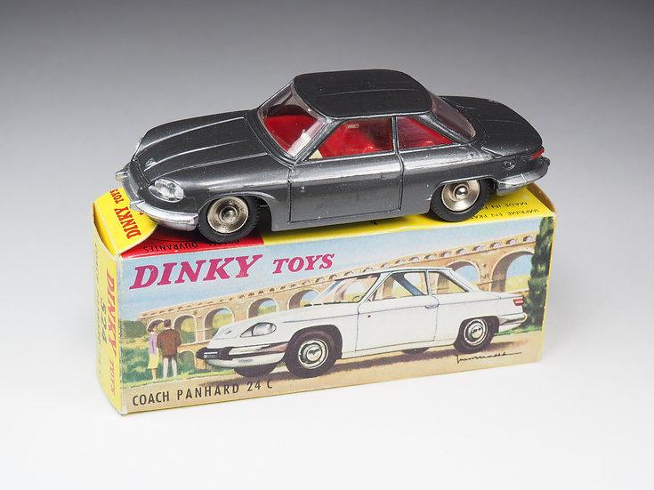 DINKY TOYS FRANCE - 524 - COACH PANHARD 24C