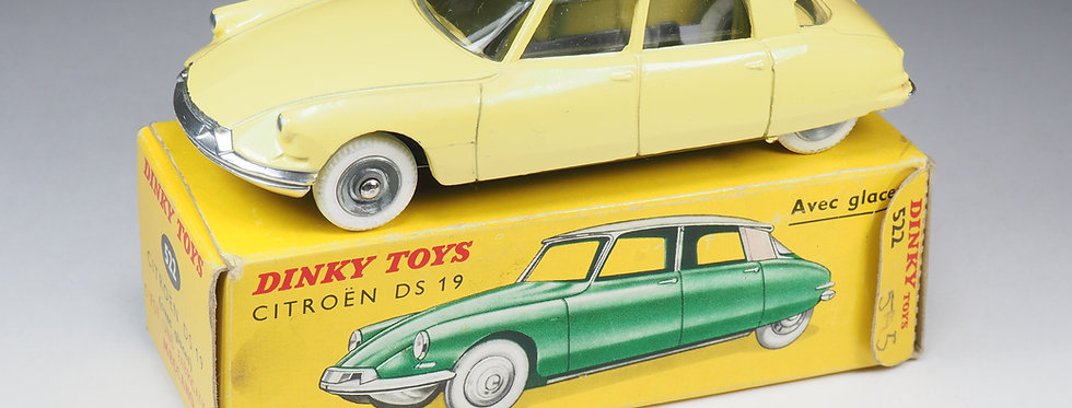 DINKY TOYS FRANCE - 522 - CITROEN DS 19