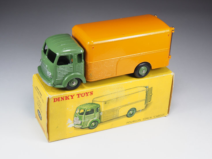 DINKY TOYS FRANCE - 33A - FOURGON SIMCA CARGO