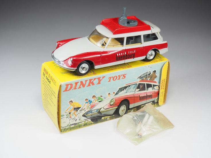 DINKY TOYS FRANCE - 1404 - Break ID 19 «RTL»