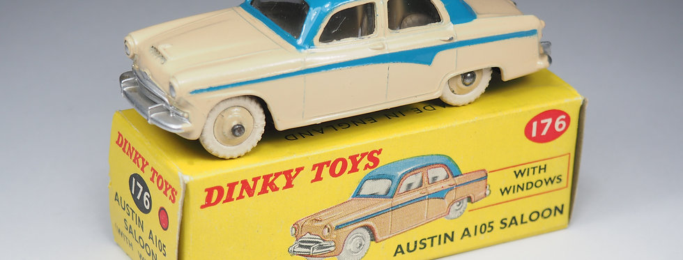 DINKY TOYS - 176 - AUSTIN A105 SALOON - 1/43e