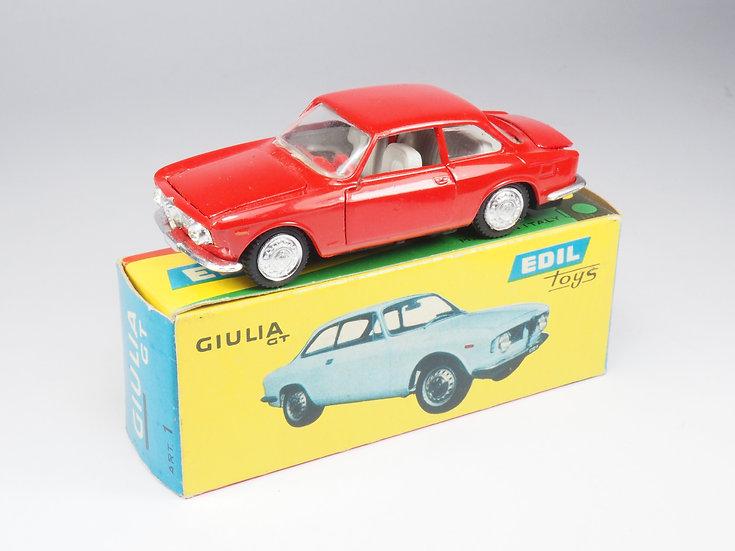 EDIL TOYS - ART.1 - ALFA ROMEO GIULIA GT