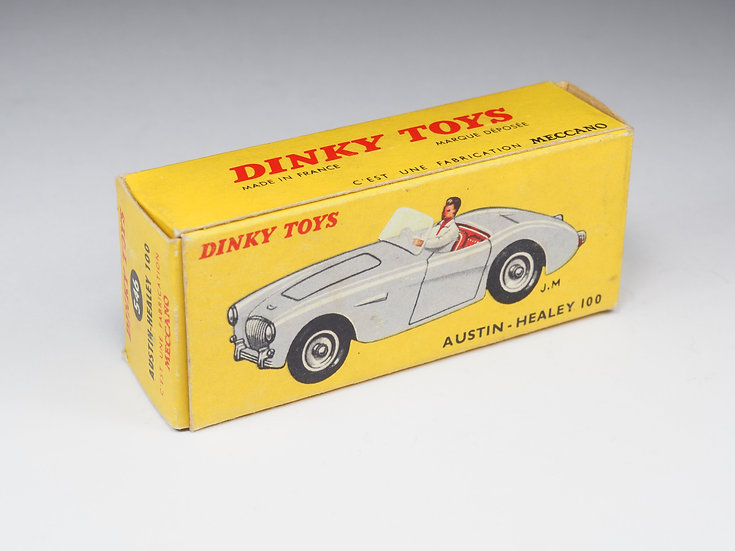 DINKY TOYS - BOX ONLY - 546 - AUSTIN HEALEY 100