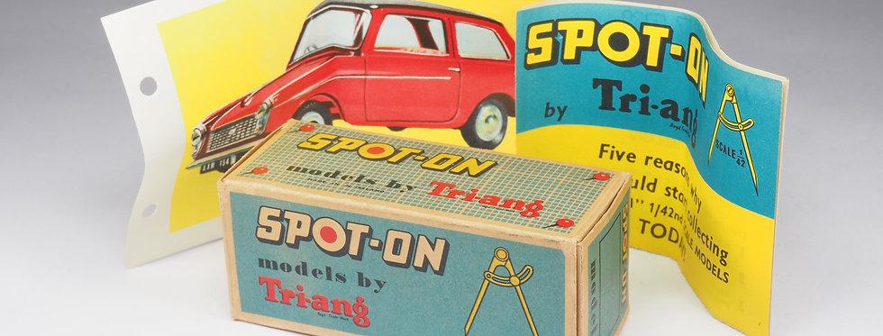 SPOT-ON - 154 - AUSTIN A40 - EMPTY BOX